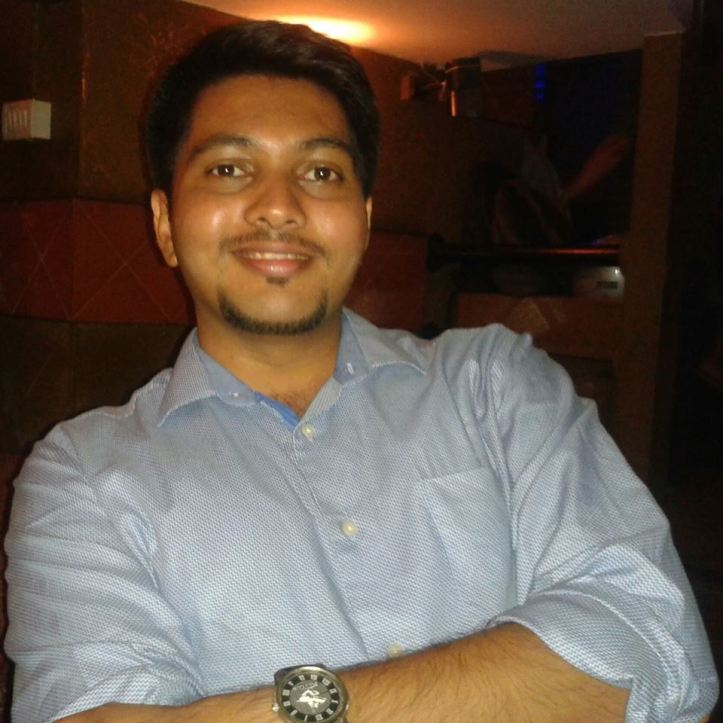 Prathamesh Karpe, is an ayurvedic doctor at Gomantak Ayurevda College, in Goa (India)
