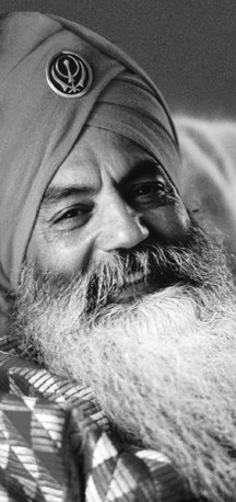 The Man called Yogi Bhajan