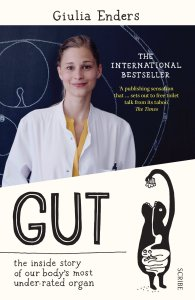 """Gut"" by Giulia Enders. Scribe Editions"