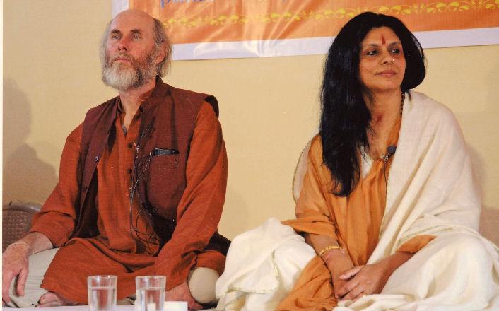 Dr David Frawley & Yogini Shambhavi
